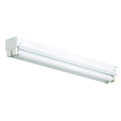 8 Ft Fluorescent Light Fixture Home Depot 8 Ft 48 Fluorescent Light Fixture Home Depot