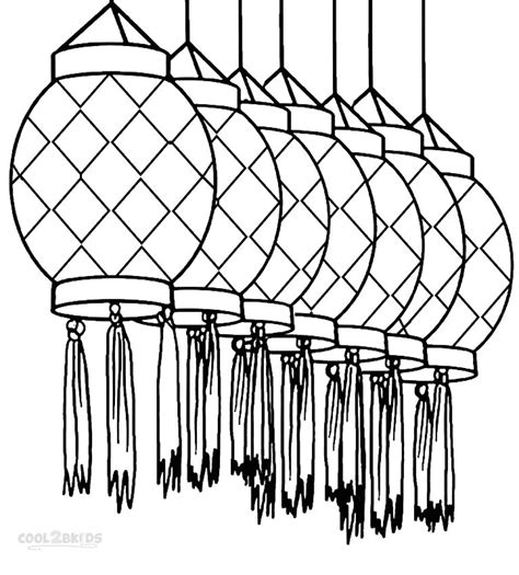 new year lantern colouring anese lantern coloring pages murderthestout