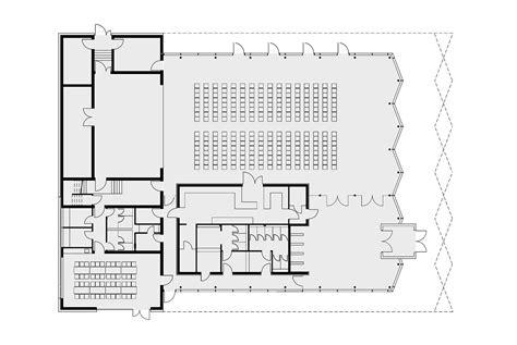 sala de actos para neckartailfingen por ackermann raff - Sala De Actos