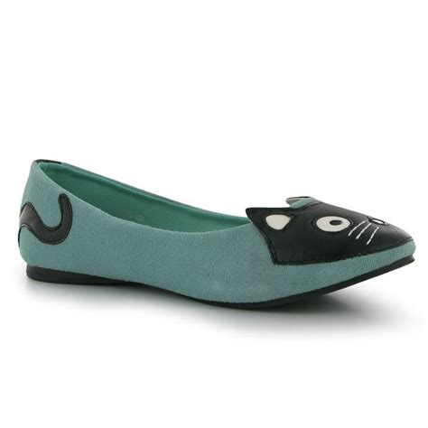 flat shoes with cat tuk femme cat ballet flat shoes slip on ebay