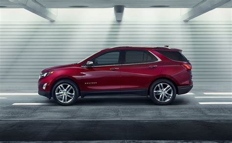 chevy equinox 2018 chevrolet equinox gets completely redesigned and