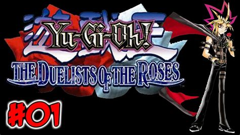 yugioh duelist yu gi oh the duelists of the roses part 1 your