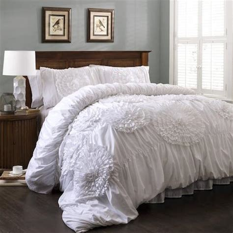 Comforters For Less by Lush Decor Serena 3 Comforter Set