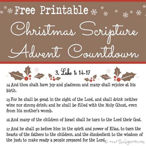 free printable advent calendar scriptures advent calendar bible verses printable calendar template