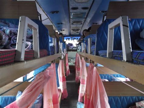 Laos Sleeper by Sleeper From Vientiane To Pakse In Laos Don T Stop Living