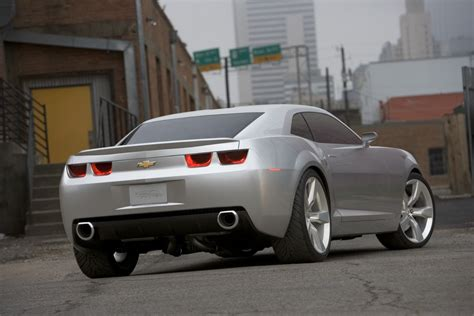 chevy camaro concept 2006 chevrolet camaro concept image https www