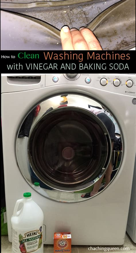 front load washer cleaner how to clean washing machines with baking soda vinegar front load and top loading