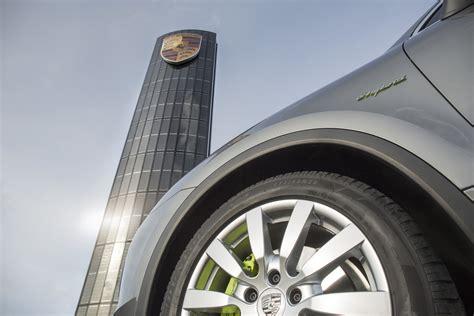 Porsche Niederlassung by Porsche Er 246 Ffnet Niederlassung Berlin Adlershof