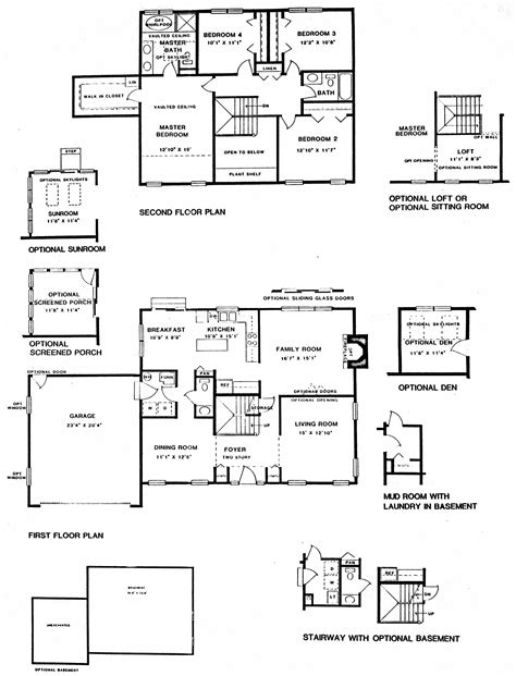 fox ridge homes floor plans 28 images fox ridge floor