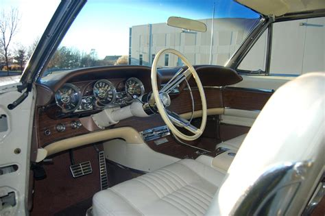 1963 Thunderbird Interior by 1963 Ford Thunderbird Monaco Edition Coupe 81322
