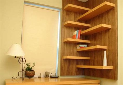 home shelving 25 space saving modern interior design ideas corner
