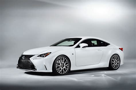 lexus rc f stance lexus unveils new rc 350 f sport everyguyed