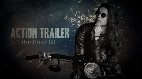 Action Trailer 4k After Effects Template Videohive 19593428 After Effects Project Files Trailer Template After Effects Project
