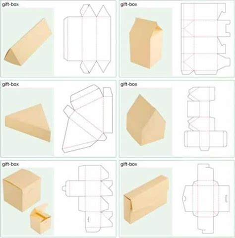 How To Make Gift Boxes From Paper - 25 best ideas about handmade paper boxes on