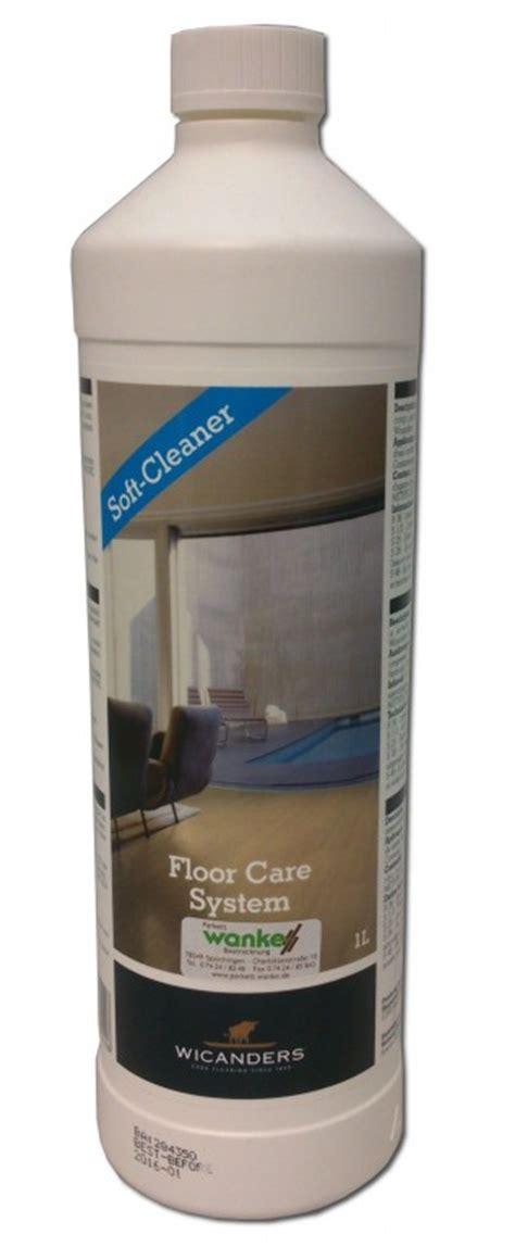 Celana Soft wicanders soft cleaner 1 l pflege reinigung f 252 r kork