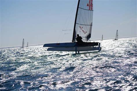 foiling catamaran for sale australia 2017 18 international a class catamaran australian