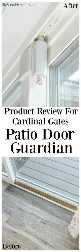 Patio Door Guardian Cardinal Gates Patio Door Guardian Product Review It S A Lock For Sliding Glass Doors