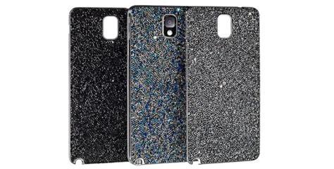 Anyland Swarovski Samsung Galaxy Note 3 samsung partners with swarovski for a studded galaxy note 3