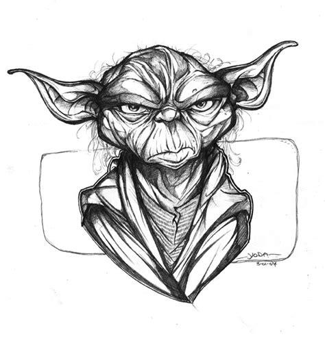 Yoda Drawing Outline by Yoda Sketch 01 By Robduenas On Deviantart