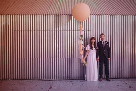and karl s diy warehouse wedding by babb photos