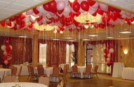 cuarto decorado con fotos y globos ideas para la decoraci 243 n de techos para fiestas manualidades