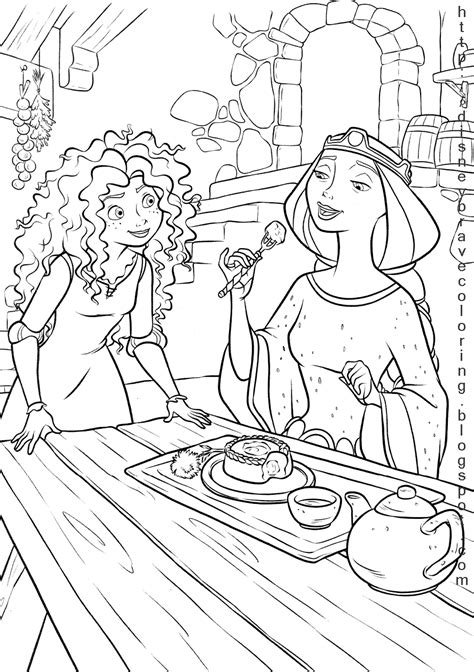 coloring pages disney brave brave coloring pictures coloring pages for