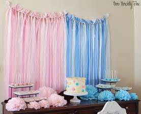 Entryway Table Ikea Gender Reveal Party
