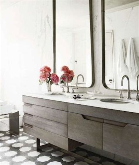 elle decor bathrooms moroccan and cement tile becki owens