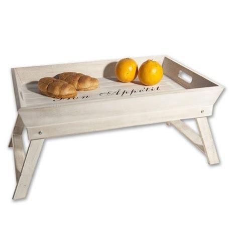 vassoio colazione letto vassoio letto legno