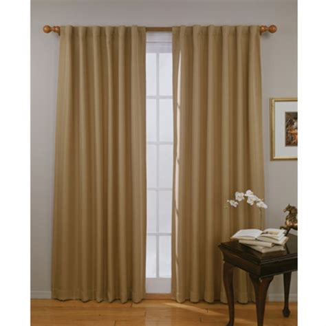 eclipse thermaweave curtains eclipse fresno thermaweave blackout curtain panel