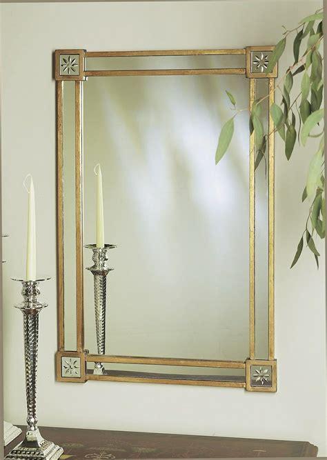 Gold Leaf Home Decor by Gold Leaf Mirror Corners Home Decor