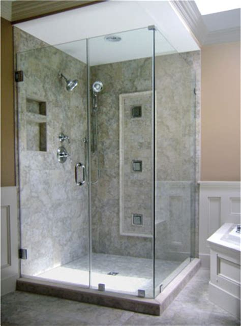 Custom Glass Shower Doors Frameless Frameless Glass Shower Doors A Cutting Edge