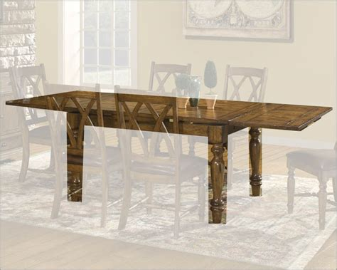 Monastery Dining Table Intercon Solid Oak Dining Table Monastery Inmy42100rtab