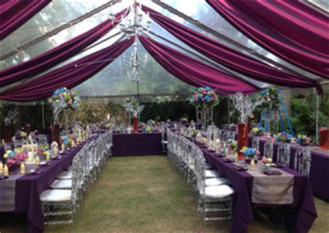 hollywood wedding rentals reviews for rentals tent rentals hollywood fl wedding tents tents for events
