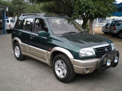 2002 Suzuki Grand Vitara Specs 2002 Suzuki Grand Vitara Pictures Cargurus