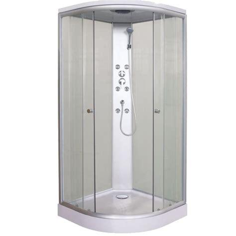 montaggio doccia idromassaggio box doccia idromassaggio semicircolare 90x90 quickline in