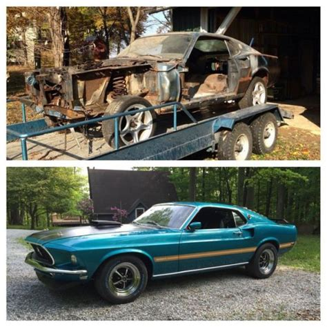 renovating a cer a drastic ford mustang renovation that is super cool 69