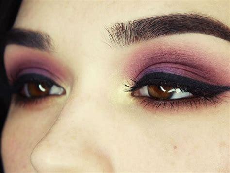 imagenes de ojos pintados con sombras tonos de sombras para ojos caf 233 s actitudfem