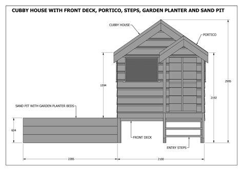 plans for cubby houses plans for cubby house escortsea