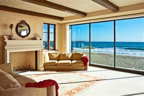 are malibu beachfront homes a investment