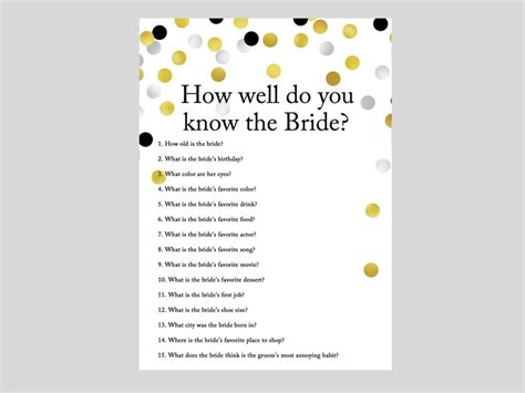 modern confetti bridal shower games magical printable