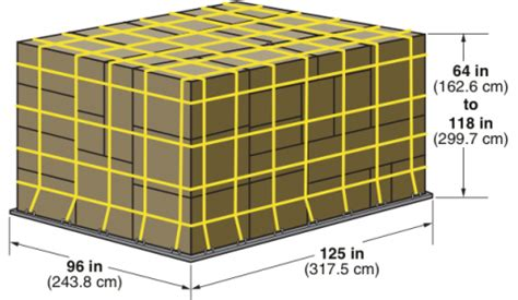 air cargo uld containers pmc p6p pallet dimensions