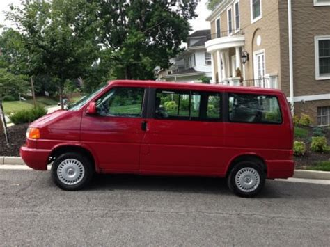 1999 Volkswagen Eurovan by Volkswagen Eurovan For Sale Page 2 Of 17 Find Or Sell