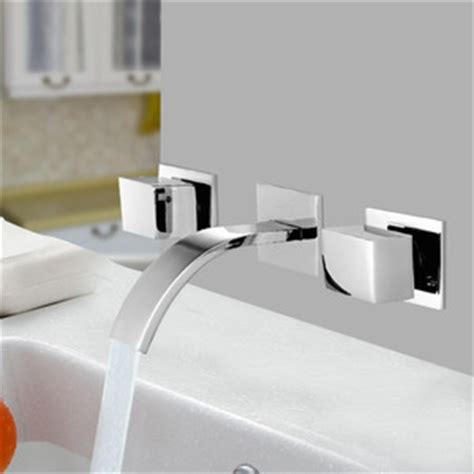 Waterfall Sink Faucets Bathroom by Buy Faucets Shower Faucets Bathtub And Kitchen Faucets