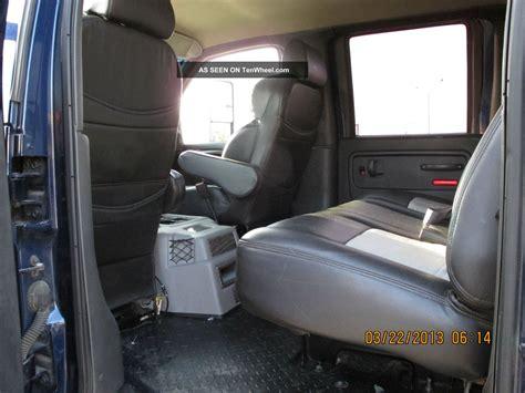 Gmc C4500 Interior by 2003 Gmc Topkick Chevy Kodiak C4500