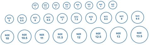 free online printable ring sizer chart for inches to mm search results calendar 2015