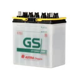 Aki Mobil Gs Astra Hybrid Ns60 gs astra
