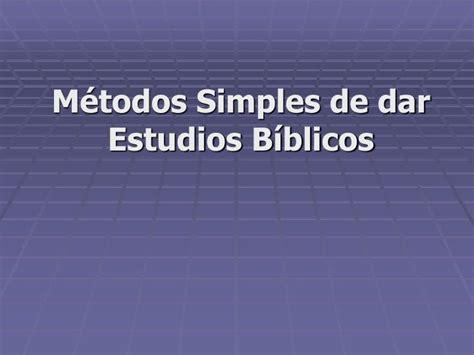estudios cristianos en power point sermones cristianos powerpoint ppt m 233 todos simples de