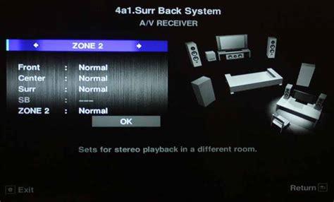receiver    osd avs forum home theater
