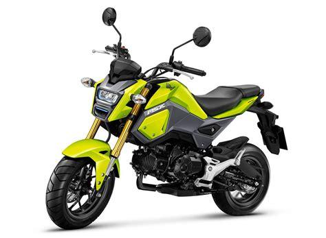 hunda motor honda msx125 sf 2016 มอเตอร ไซค ราคา 70 500 บาท